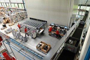 Energiemanagementsystem für das neue Produktions- und Logistikzentrum von GEMÜ in Waldenburg entwickelt 3