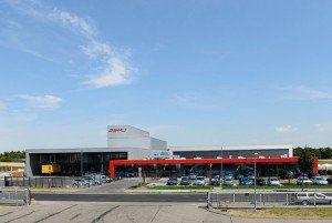 Energiemanagementsystem für das neue Produktions- und Logistikzentrum von GEMÜ in Waldenburg entwickelt 2