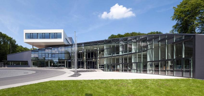 Technische Gebäudeausrüstung für das Deutsche Zentrum für Luft- und Raumfahrt in Lampoldshausen