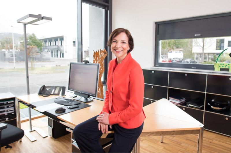 S+P Ingenieure Heilbronn - sedlacek Ingenieure - Vorstand Sabine Sedlacek