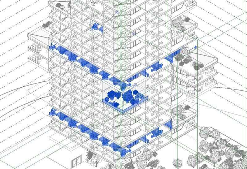 BIM - Building Information Modeling - Kompetenzen S+P Ingenieure AG Heilbronn TGA