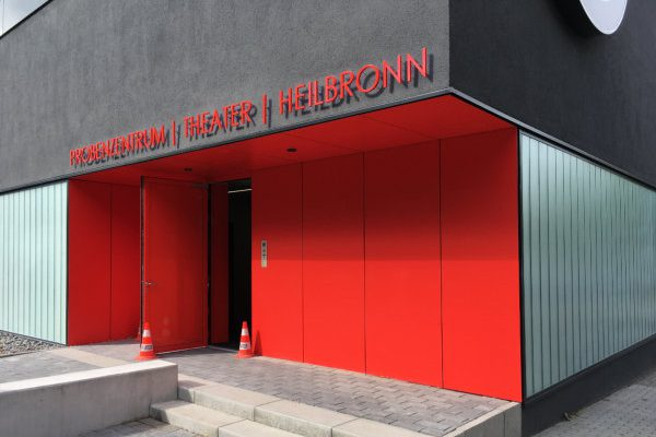 Referenzen Gewerbebau - TGA Planung S+P Ingenieure AG Heilbronn