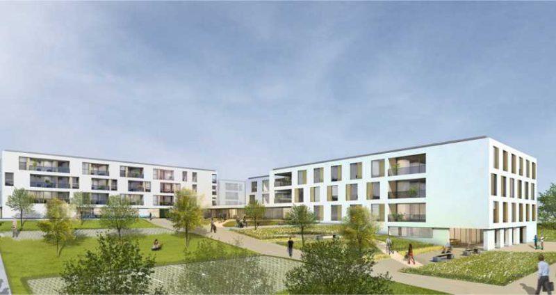 Referenzen GesundheitsPflegebau Sedlacek Ingenieure Heilbronn Seniorenheim